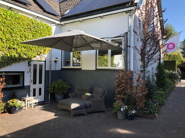 Bed en Breakfast Voordeur
